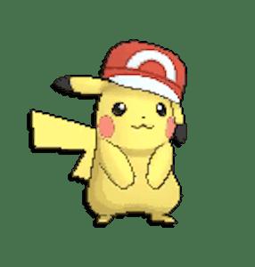 Pokémon Sol y Luna Kalos_Cap_Pikachu