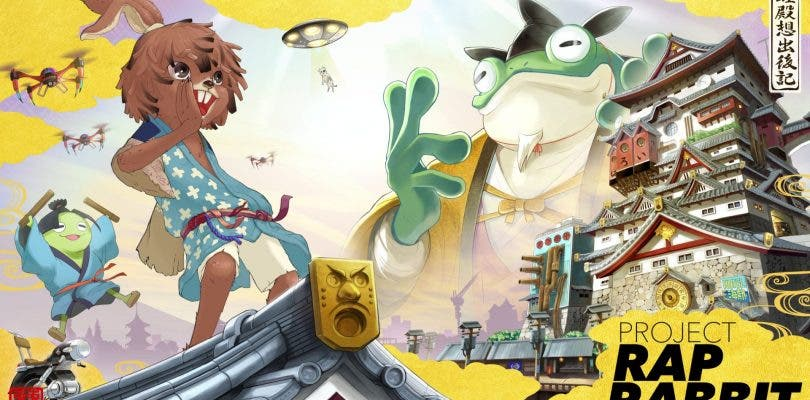 Se muestra en gameplay Project Rap Rabbit