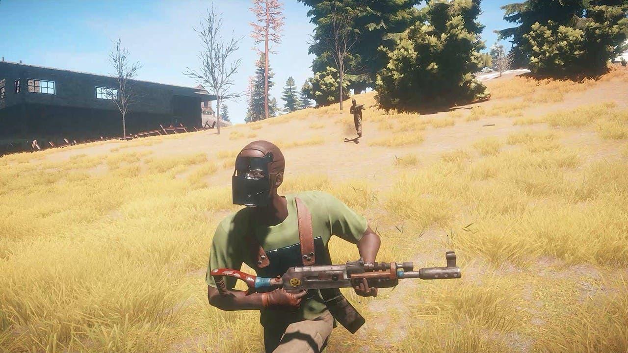 Imagen de RUST es anunciado oficialmente para Xbox One