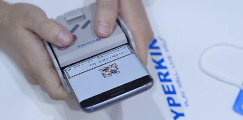 Con este gadget podrás utilizar los cartuchos de Game Boy en tu móvil