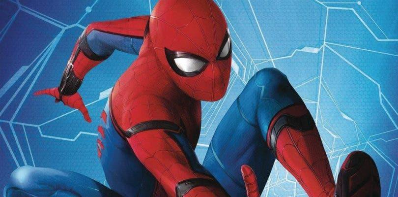 Conviértete en Spider-man con el juego VR de Spider-Man: Homecoming
