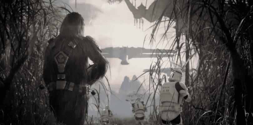 EA revela los 14 mapas multijugador de Star Wars: Battlefront II