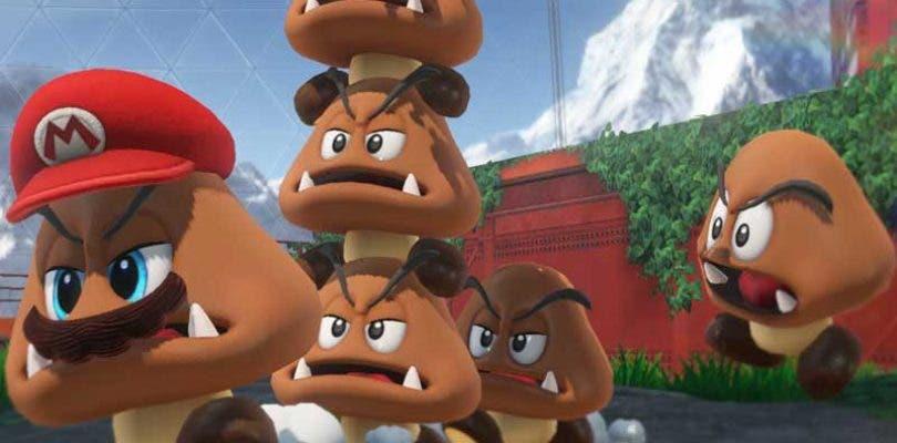 Esto pasa cuando pierdes toda la salud en Super Mario Odyssey
