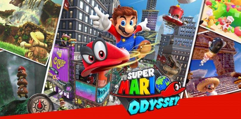 Nintendo muestra una misteriosa imagen de Super Mario Odyssey