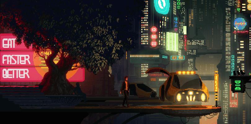 The Last Night se muestra en un tráiler en el E3