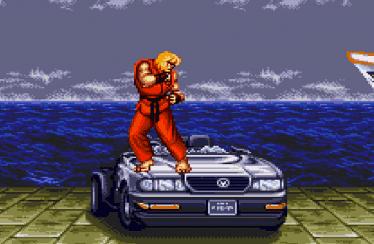 Desvelan por qué Ultra Street Fighter II carece de las fases bonus