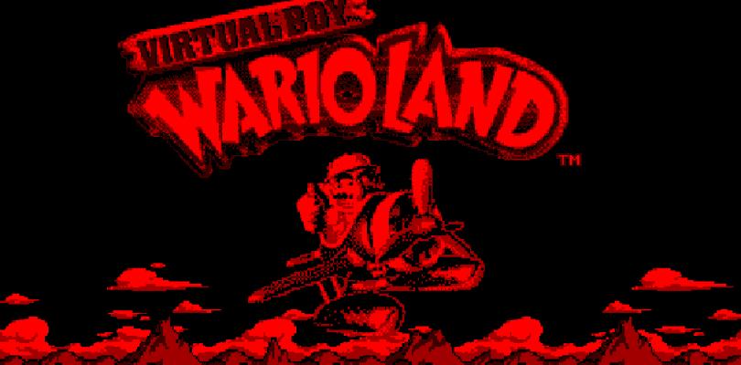 Nintendo registra una marca relacionada con Virtual Boy Wario Land