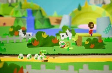 Yoshi para Nintendo Switch presenta treinta minutos de su jugabilidad