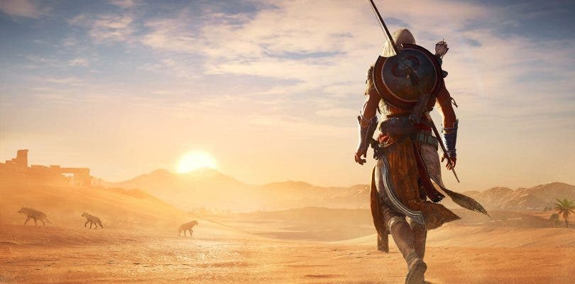 Ubisoft no se plantea lanzar Assassin's Creed: Origins en Switch