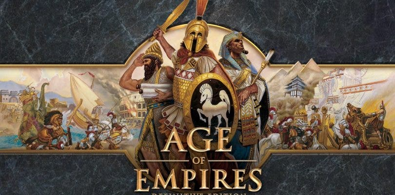 Anunciado con un tráiler Age of Empires: Definitive Edition