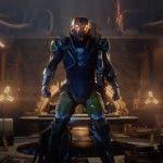 Anthem se ve muy emocionante, acorde a Electronic Arts