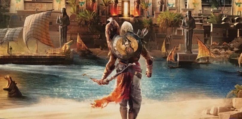 Más y más detalles de Assassin's Creed: Origins
