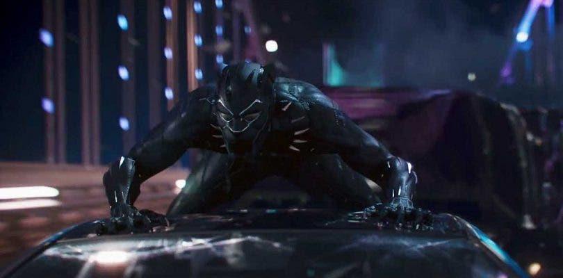 Primer teaser tráiler de Black Panther: Es la hora del rey