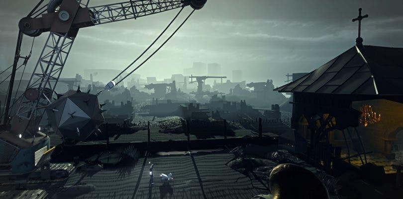 Square Enix Collective publicará Black The Fall