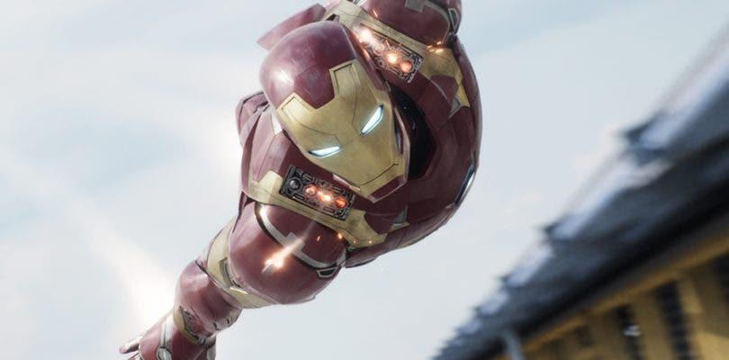 Así será la nueva armadura de Iron Man en Avengers: Infinity War