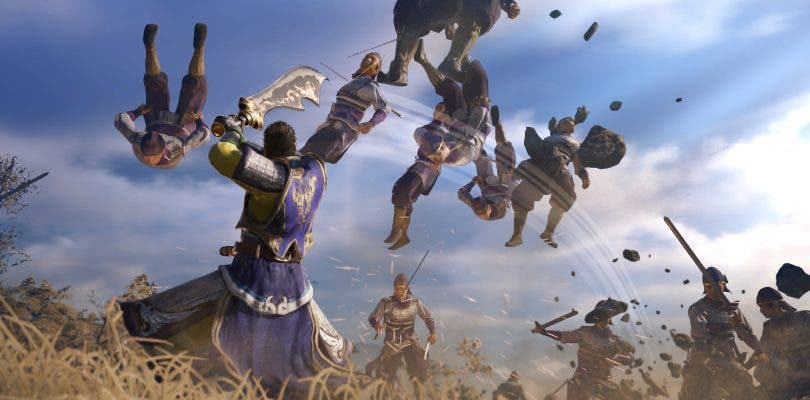 Dynasty Warriors 9 se exhibe en un vídeo sobre su jugabilidad