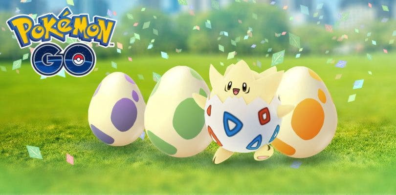 Niantic ha realizado una serie de cambios en los huevos de Pokémon GO