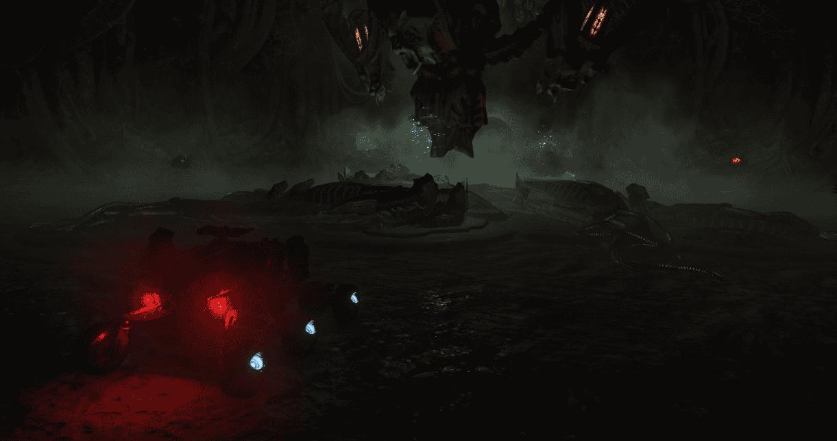 Imagen de Usuarios descubren la primera base alienígena en Elite: Dangerous