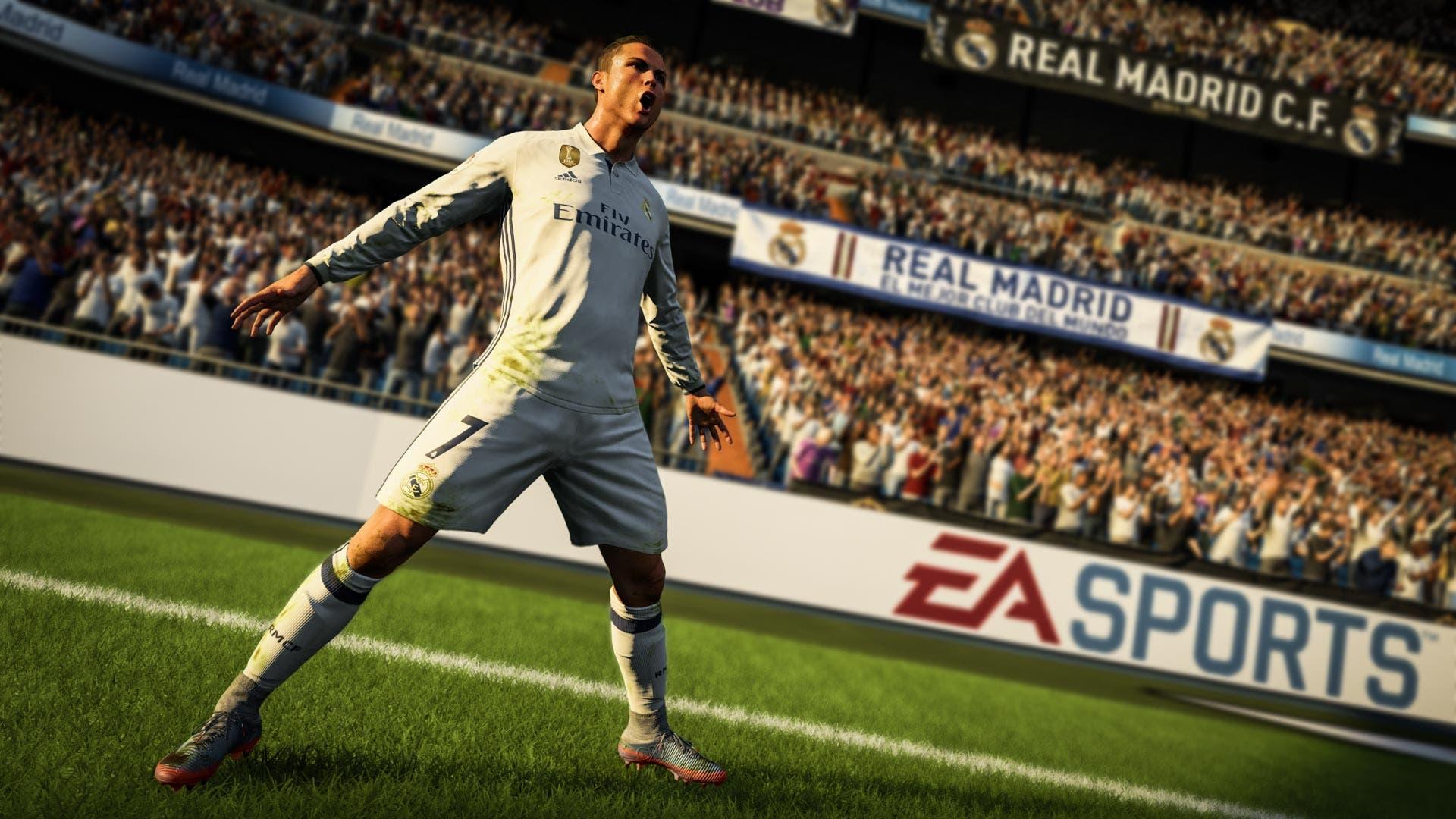 Así se hacen las caras para el FIFA 18