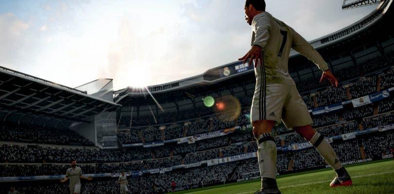 EA Sports presenta FIFA 18 con su primer gameplay tráiler