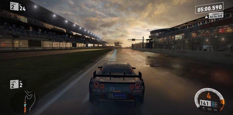 Id liberando espacio en los discos duros para Forza Motorsport 7
