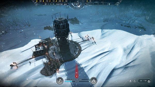 Imagen de Los creadores de This War of Mine muestran su nuevo juego, Frostpunk