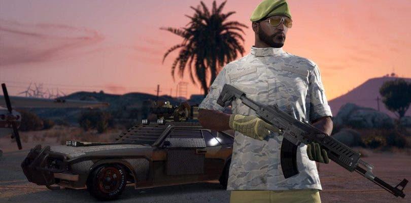 Tráiler y fecha de lanzamiento de Gunrunning para GTA Online