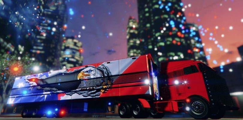 El Día de la Independencia introduce más contenido a GTA Online