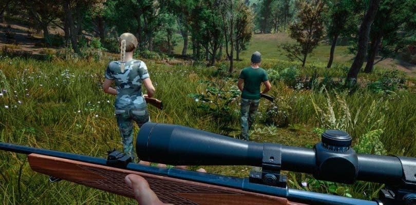 Hunting Simulator debuta en Nintendo Switch de la mano de un nuevo tráiler