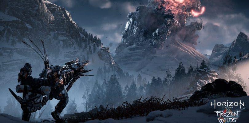 The Frozen Wilds continuará la historia de Aloy en Horizon Zero Dawn