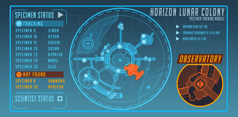 El nuevo mapa de Overwatch Horizon Lunar Colony ya tiene fecha