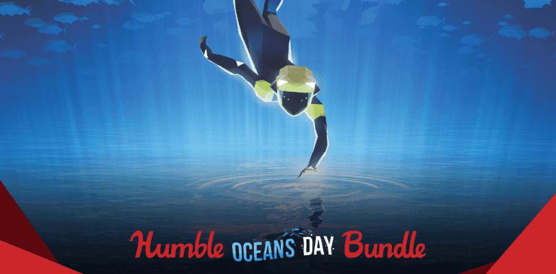 Humble Bundle celebra el día del océano con un nuevo pack de juegos