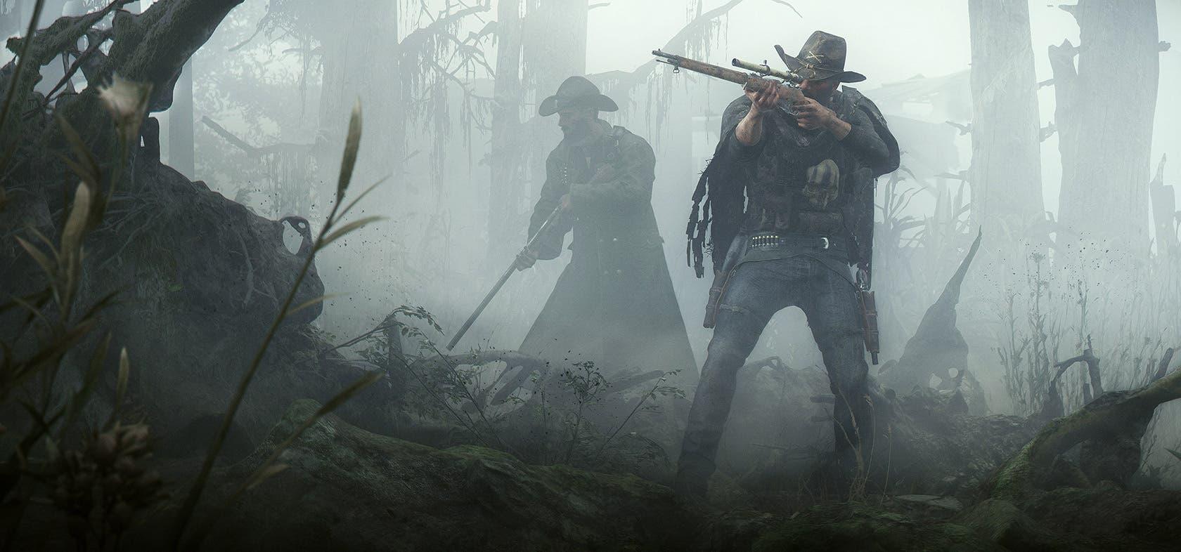 Imagen de Hunt: Showdown se deja ver en el E3 2018 en un nuevo tráiler