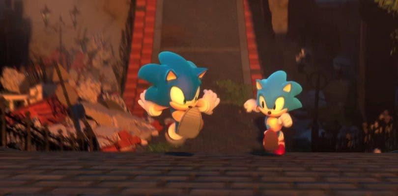 Los héroes de Sonic Forces luchan contra Eggman en un nuevo gameplay