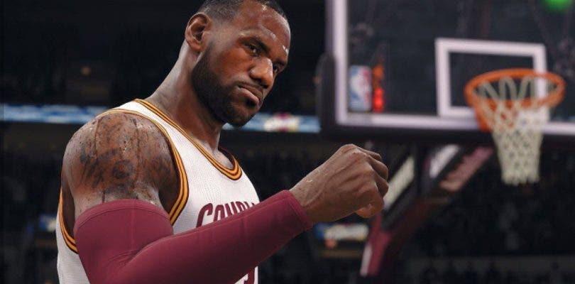 Llegan nuevos datos sobre la jugabilidad y modos de NBA Live 18