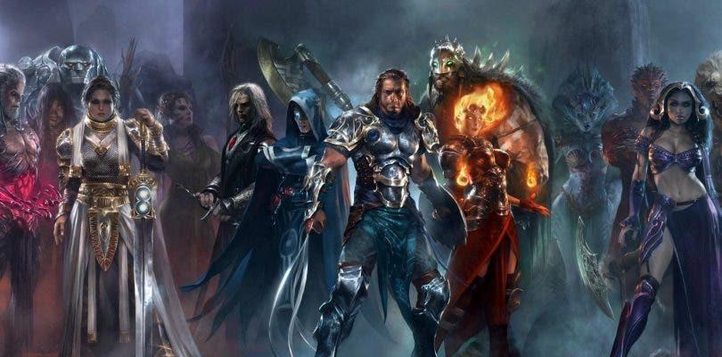 Confirman un juego de rol basado en Magic: The Gathering