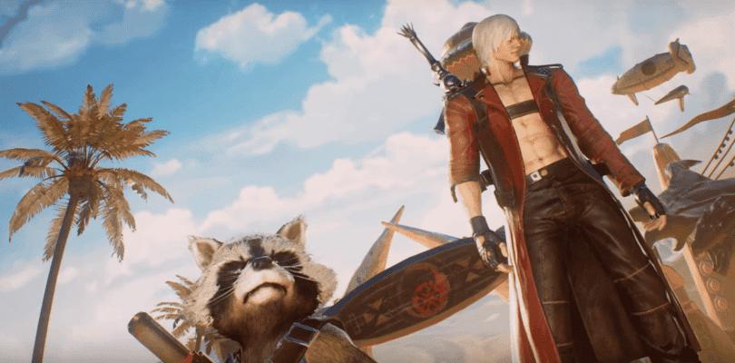 Nuevo gameplay de Marvel vs. Capcom: Infinite en el E3 2017