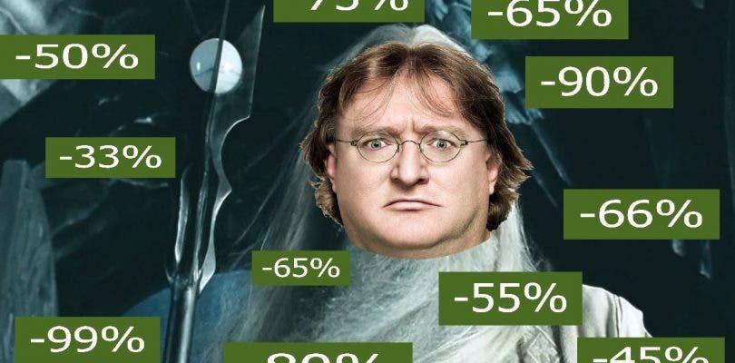 El séptimo día de ofertas de Steam arranca con mucha fuerza