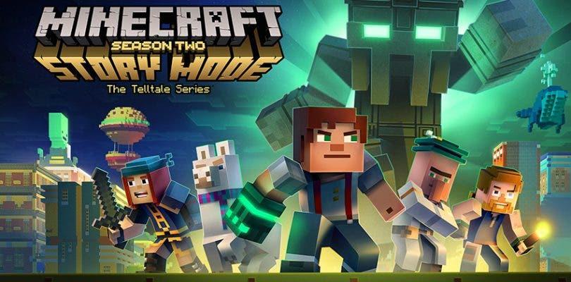 Telltale y Mojang anuncian Minecraft: Story Mode – Temporada 2