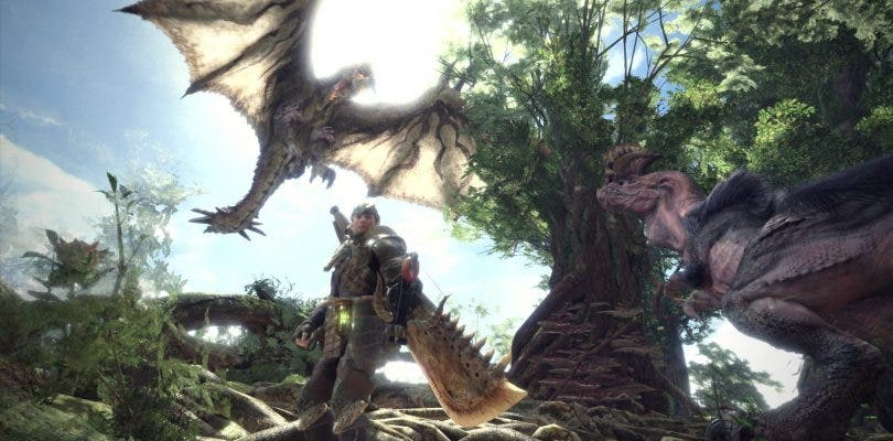 Mostrado el prototipo de Monster Hunter: World