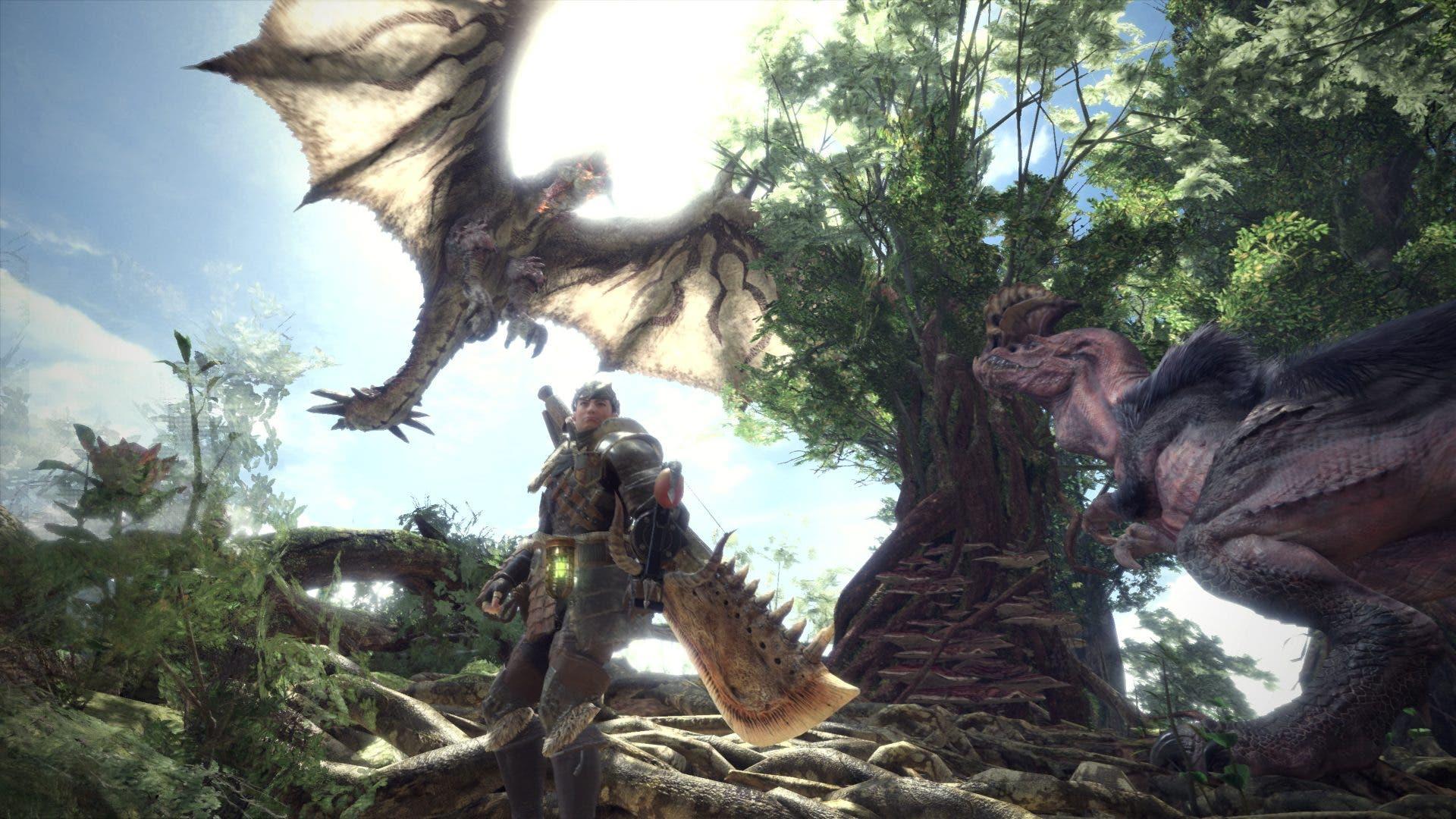 Imagen de Llegan nuevos datos sobre Monster Hunter: World