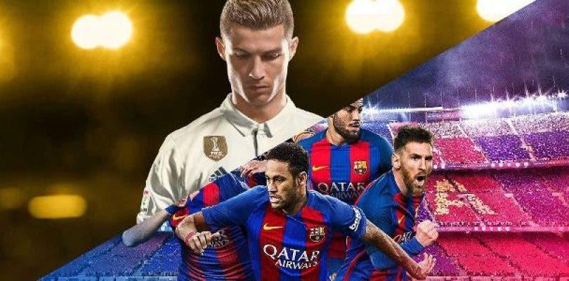 Konami ataca duramente a FIFA 18 y asegura que PES 2018 es mejor opción