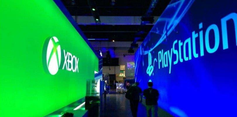 Xbox One X PlayStation 4