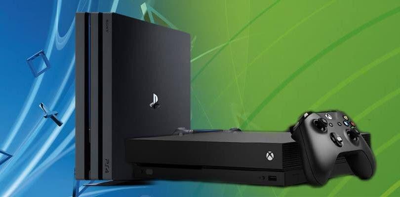 ¿Cuál es la diferencia entre Xbox One X y PS4 Pro?