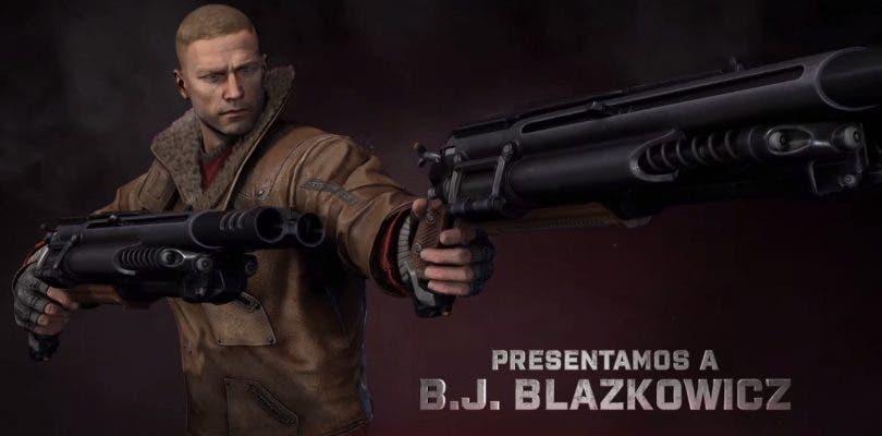 B. J. Blazkowicz es presentado como nuevo campeón de Quake Champions