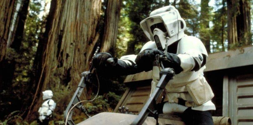 Los soldados exploradores se dejan ver en el spin-off de Han Solo
