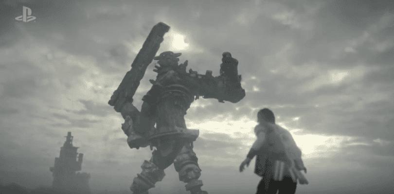 Desvelado un nuevo tráiler de Shadow of the Colossus en la TGS
