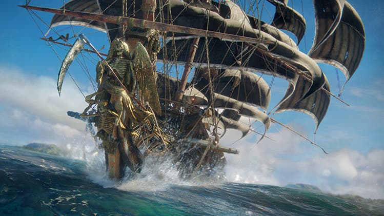 Imagen de Ubisoft presenta Skull & Bones con un increíble tráiler y gameplay