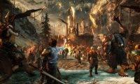 Comparativa gráfica de Sombras de Guerra en Xbox One X y PS4 Pro