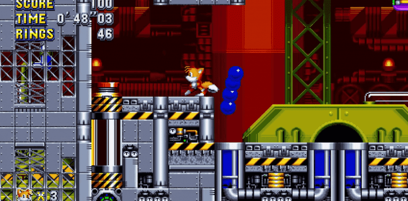 Sonic Mania enseña en vídeo Chemical Plant Zone
